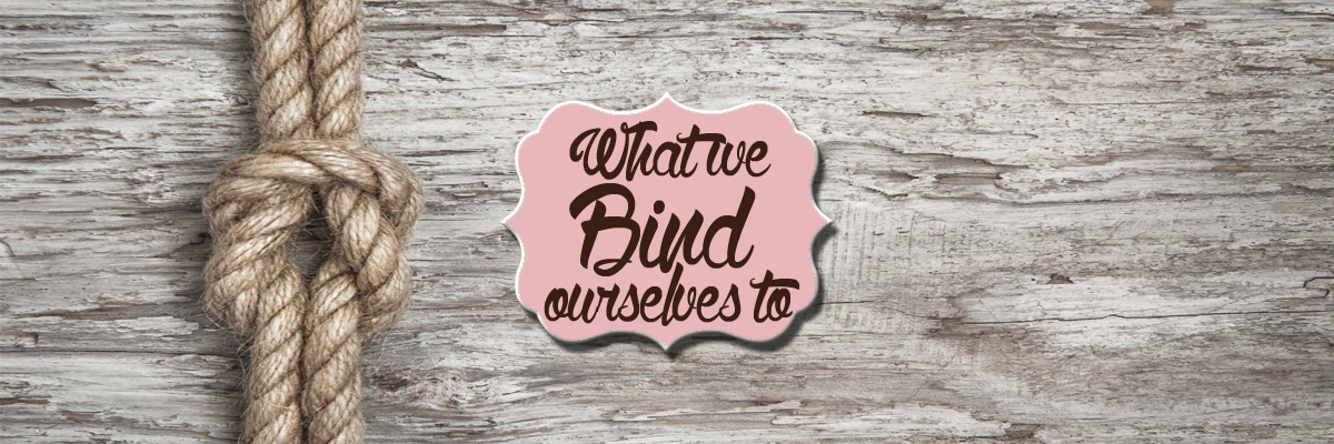 What we bind ourselves to-FLAT